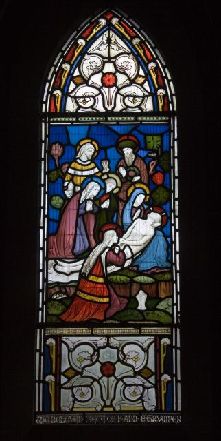 The Mourning over the Dead Christ    from    Scenes from the Passion of Christ