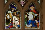 The Adoration of the Magi: The Adoration of the Magi with the Annunciation to the Virgin Mary and to the Shepherds
