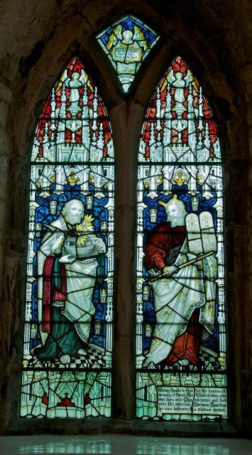 Moses and Noah