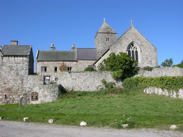 Church of St Seiriol, Penmon, Anglesey DSCN4269.JPG Photo © Martin Crampin