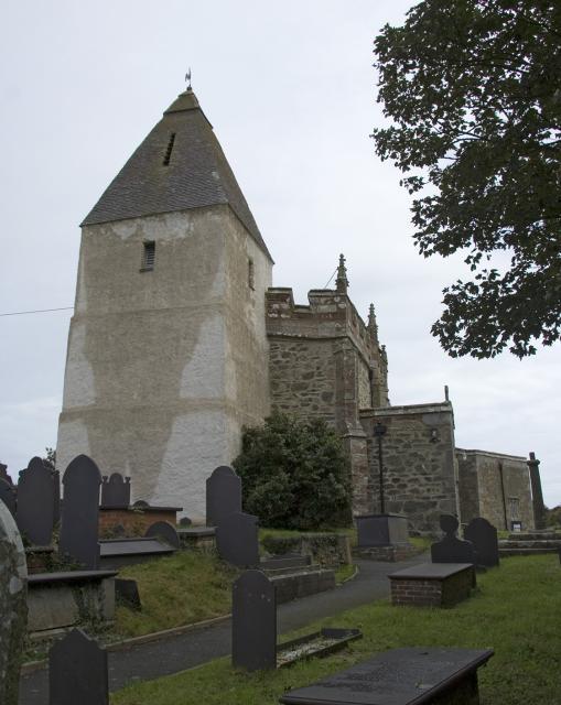 Church of St Eilian, Llaneilian, Anglesey _MG_7498.jpg Photo © Martin Crampin, Imaging the Bible in Wales