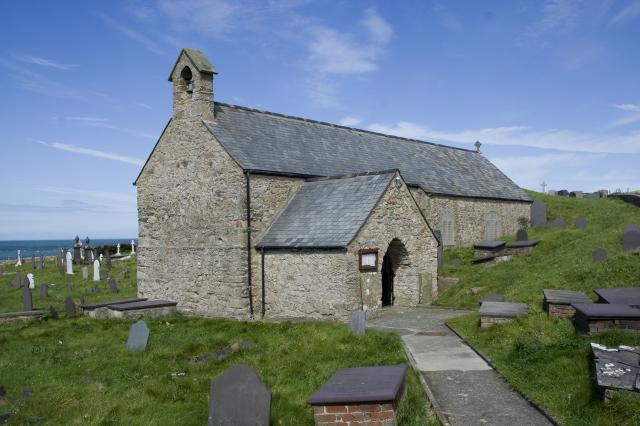 Church of St Patrick, Llanbadrig, Anglesey _MG_7512.jpg Photo © Martin Crampin, Imaging the Bible in Wales