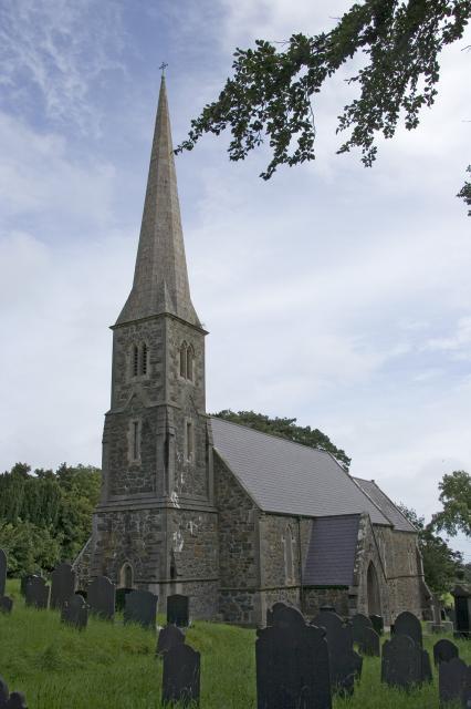 Church of St Gwenllwyfo, Dulas, Anglesey _MG_7481.jpg Photo © Martin Crampin