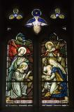 Nativity with Angels
