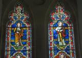 St James the Less and St Simon: The Twelve Apostles
