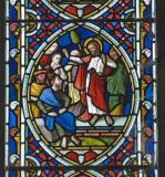 One of the Apostles Preaching: Scenes from the Passion and Resurrection of Christ, and the Acts of the Apostles