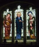 St Dorothy, St Theresa and St Agnes