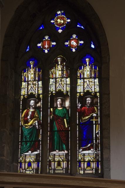 St Peter, St John and St Paul