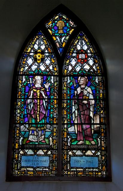 St David and St Barnabas