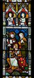 Joseph of Arimathea, Nicodemus and Longinus: The Crucifixion and Last Supper
