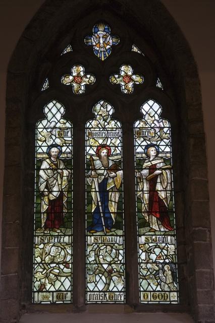 The Apostles praise Thee    from    Te Deum Windows