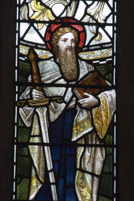 St Paul    from    Te Deum Windows