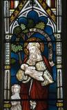 Job with Children: Christ the Good Shepherd and Job