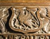 Eagle, Symbol of St John: Symbols of the Four Evangelists
