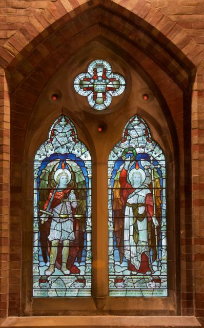 St Michael and Faith