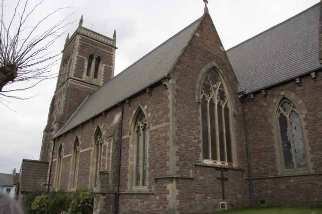 Church of St John the Evangelist, Maindee, Newport, Monmouthshire _MG_0755.jpg Photo © Martin Crampin, Imaging the Bible in Wales