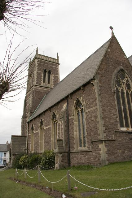 Church of St John the Evangelist, Maindee, Newport, Monmouthshire _MG_0756.jpg Photo © Martin Crampin, Imaging the Bible in Wales