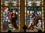 Christ Heals the Son of the Widow of Nain and the Raising of Lazarus: Scenes from the Gospels
