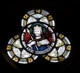 St Canute: Scenes from the Gospels