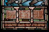 Biblical Text: St Christopher Window