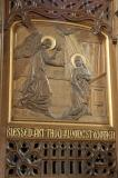 The Annunciation: Annunciation, Nativity and Adoration of the Magi