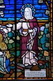 St Martha: Christ with Mary Magdalene and Martha