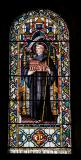 St Cadfan: St Matthew, St David and St Cadfan