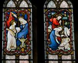 The Annunciation and Nativity: Scenes from the Life of the Virgin Mary