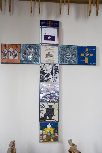 Cross with Various Subjects
