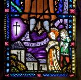 St Teresa and St Catherine