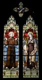 St Francis and St Clara    from    Saints