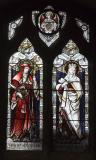 St Carlo and St Elizabeth of Hungary