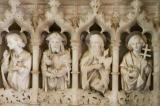 Agnus Dei with the Twelve Apostles
