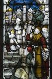 The Beggar Calls out to to St Peter and St John: The Healing of the Lame Beggar at the Beautiful Gate and St Peter Escaping from Prison