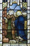 St John Leading the Virgin Mary away to his Home: The Virgin Mary with Mary of Bethany and Mary Magdalene