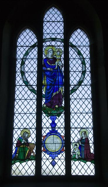 Virgin and Child with St Joseph, St Elizabeth and St John the Baptist