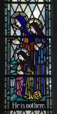 The Three Marys: An Angel Greets the Three Women at the Empty Tomb