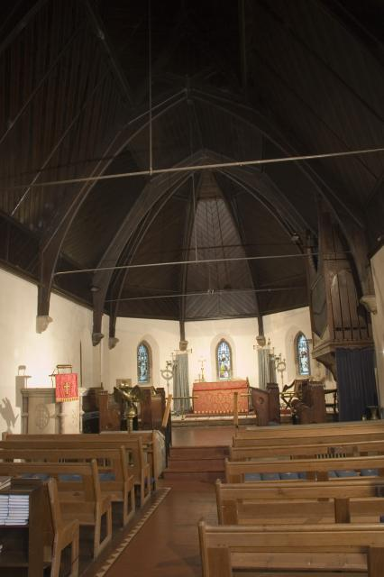 Church of St Mary Magdalene, Tallarn Green, Wrexham _MG_9352.jpg Photo © Martin Crampin, Friends of Friendless Churches