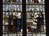 Hannah and Samuel, Elizabeth and St John the Baptist and the Presentation of Christ in the Temple