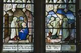 St Luke with St Paul in Prison and the Calling of St James and St John: The Four Evangelists