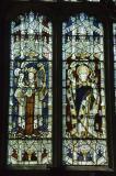 King David and St Asaph: King David and Saints