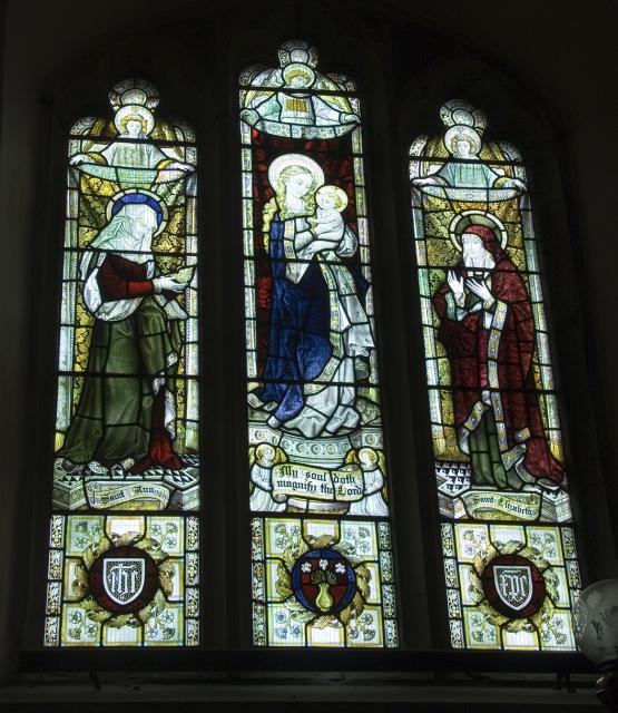 Virgin and Child with St Ann and St Elizabeth
