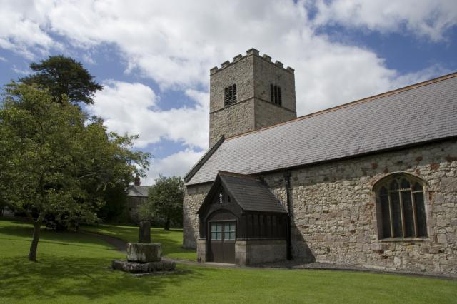 Church of St Cynfarch and St Mary, Llanfair Dyffryn Clwyd, Denbighshire _MG_7048.jpg Photo © Martin Crampin