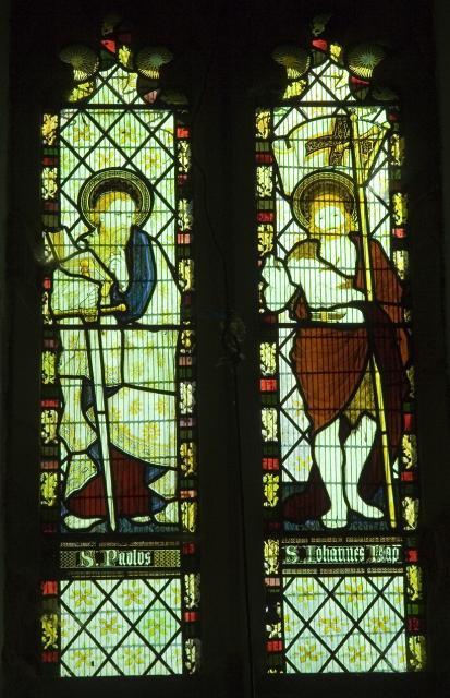 St Paul and St John the Baptist