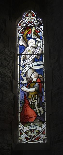 Cornelius Kneeling Before an Angel
