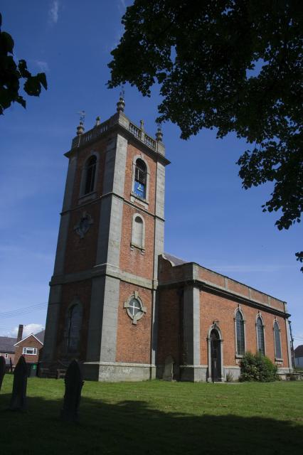 Church of St Deiniol, Worthenbury, Wrexham _MG_7206.jpg Photo © Martin Crampin, Imaging the Bible in Wales