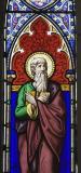 Christ with Saints