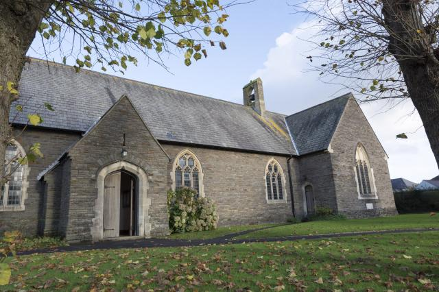 Church of All Saints, Llandaff North, Cardiff, Glamorgan LlandaffAllSaints_DSC3021_52A.jpg Photo © Martin Crampin