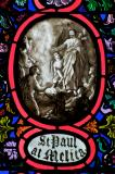 St Paul at Melita: Scenes from the Life of St Paul
