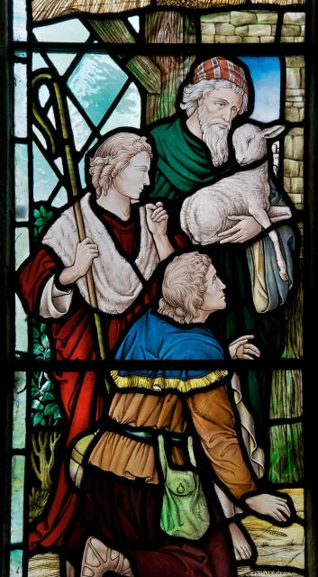 The Adoration of the Shepherds and the Magi